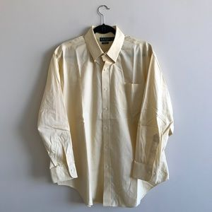 Lauren yellow shirt
